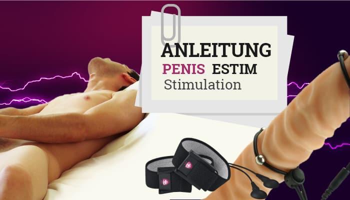 Anleitung Penis- Stimulation