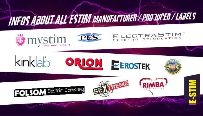Marken, Hersteller & Systeme zur Elektrostimulation